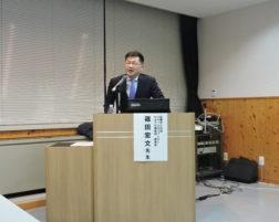 「がんに関わる歯科医療」の講演を行いました