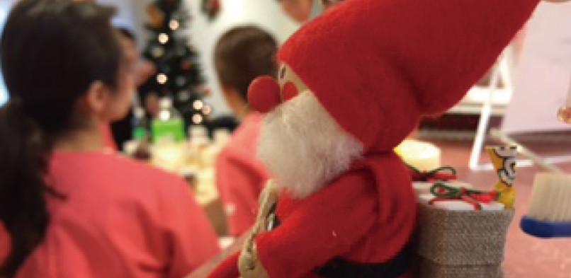 ◎2014年度表彰&クリスマスパーティー