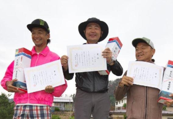 篠田院長がSUP(ボード競技)の大会で優勝しました(^^)/