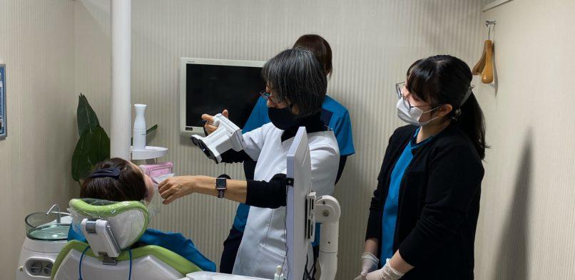 フリーランス長岐祐子先生の研修を行っています ~東久留米 ひばりの森歯科
