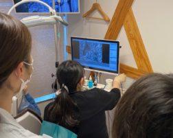 新津田沼歯科クリニックさんが見学にいらっしゃいました           ~東久留米 ひばりの森歯科