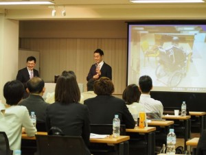 戸原先生・篠田先生の講演